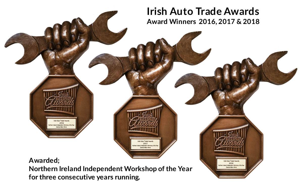 Award Winning Independent Garage Workshop Northern Ireland